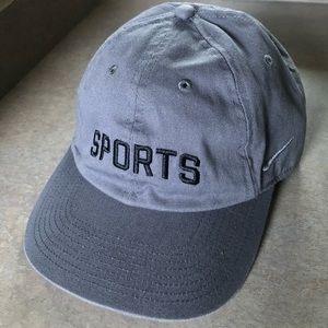 Brand New Grey Nike SB Skateboarding Hat Strap cap